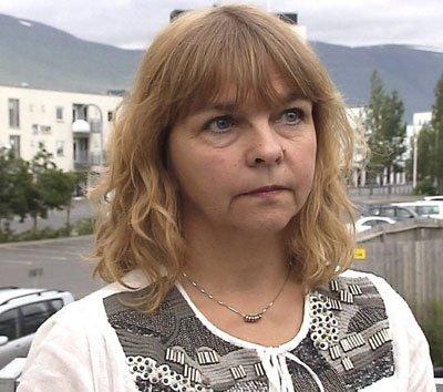 Islandia - Unnur Sverrisdóttir
