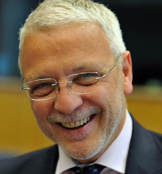 Komisja Europejska – Jordi Curell Gotor
