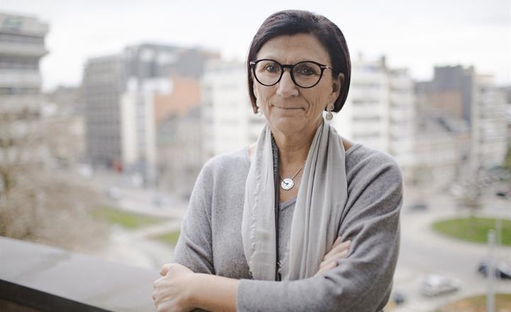 Belgia (Le Forem) - Marie-Kristine Vanbockestal